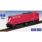Diesellok Rh 2200 rot NS IV + DSS PluX22