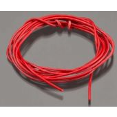 """WIRE, 60"""", 20 AWG, RED"""