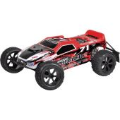 T2M Pirate Puncher 2 Brushed 1:10 RC auto Elektro Monstertruck Achterwielaandrijving RTR 2,4 GHz