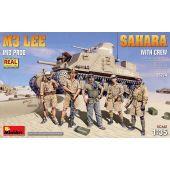"""M3 Lee """"Sahara"""" Mid Prod, with crew"""