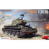 SYRIAN T-34/85 1/35